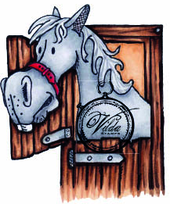 Vilda Stamps - Stable Door