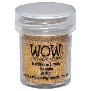 WOW! Embossing Powder - Earthtone Honey