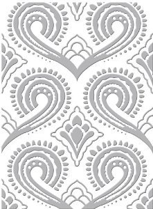Couture Creations Embossing Folder - Flamingos