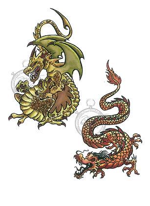 Vilda - Dragons