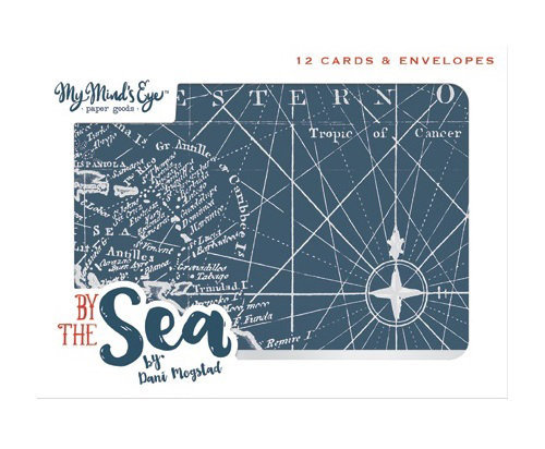 My Mind's Eye Card Set - By The Sea