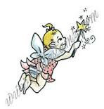 Vilda - Fairy With Wand