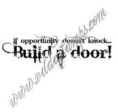 Vilda - If Opportunity Doesn't Knock