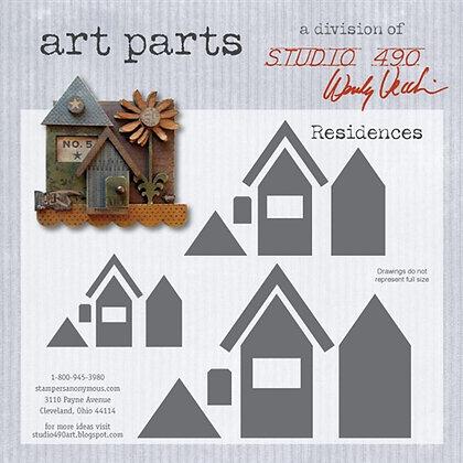 Studio 490 Art Parts Kit - Residences