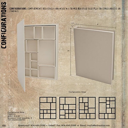 Tim Holtz Idea-ology - Configurations Book