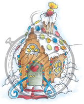 Vilda - Small Gingerbread House