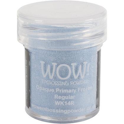 WOW! Embossing Powder - Opaque Primary Frozen
