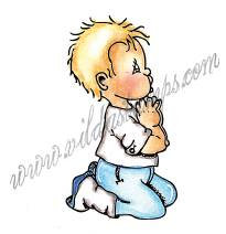 Vilda - Praying Boy