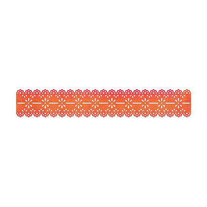 Sizzix Border Die - Eyelet Lace Scallop