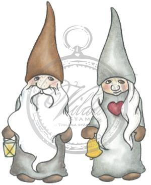 Vilda - Gnome Couple