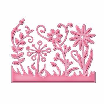 Spellbinders Die - Flower Burst