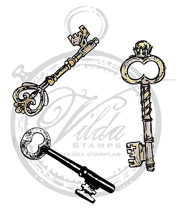 Vilda - Three Medium Keys