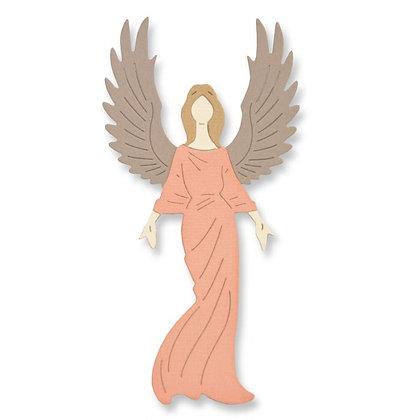 Sizzix Thinlits Die Set - Graceful Angel