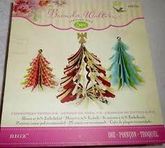 Sizzix 3D Bigz Die - Christmas Trees