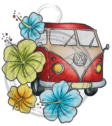 Vilda - Flower Power Volkswagen
