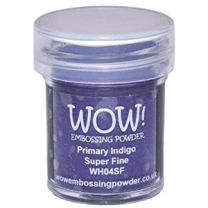 WOW! Embossing Powder - Primary Indigo