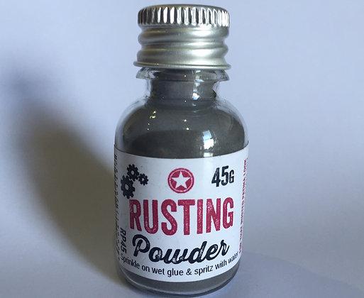 Paper Artsy - Rusting Powder