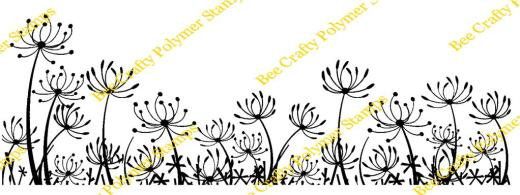 Bee Crafty Backdrop Border - Dandies