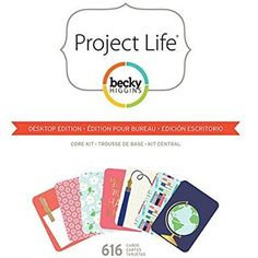 Becky Higgins - Project Life
