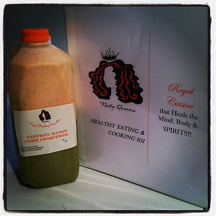Healthy Binder & Smoothie Package
