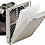 Filtre média G4 hotte aspirateur ventilation