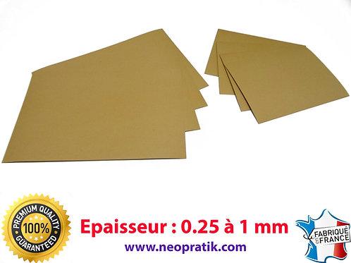 Papier indéchirable haute qualité pour réaliser vos joints plats