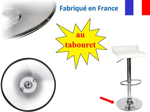 Protection tabouret PVC armé