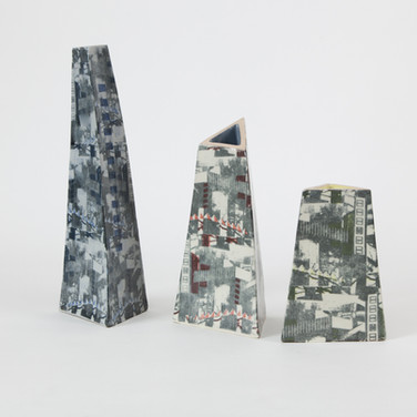 Group of Southbank pieces