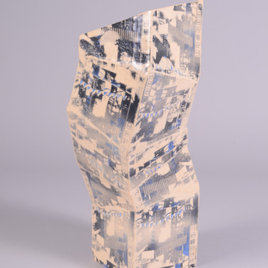 Southbank Geometric Sculpture 1