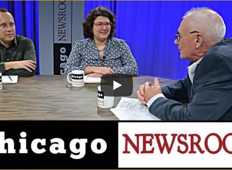 NfAH on Chicago Newsroom with Ken Davis