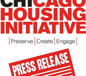 For Immediate Release – Citywide Launch of the Our Home, Chicago Campaign!
