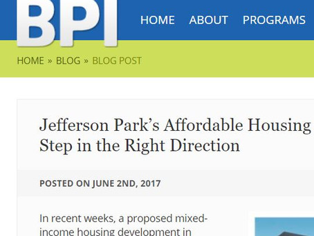 """Business and Professional People for the Public Interest Endorse 5150 Proposal as """"A step in th"""