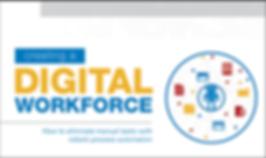Digital Workforce Infographic Cover Imag