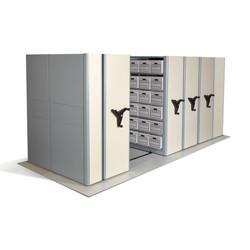 High Density Movable Box Storage