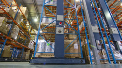 High Density Movable Pallet Racking