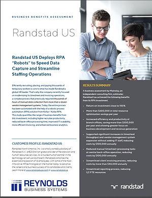 RBS Ranstad RPA Case Study
