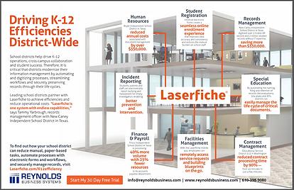 Laserfiche for K-12