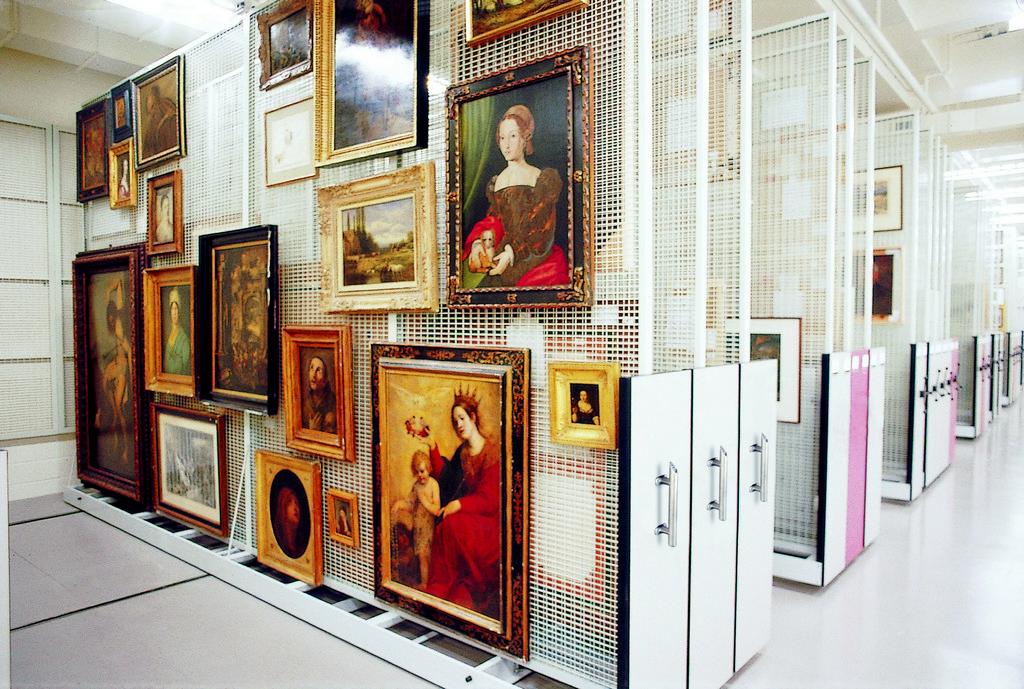 Artwork Storage Systems