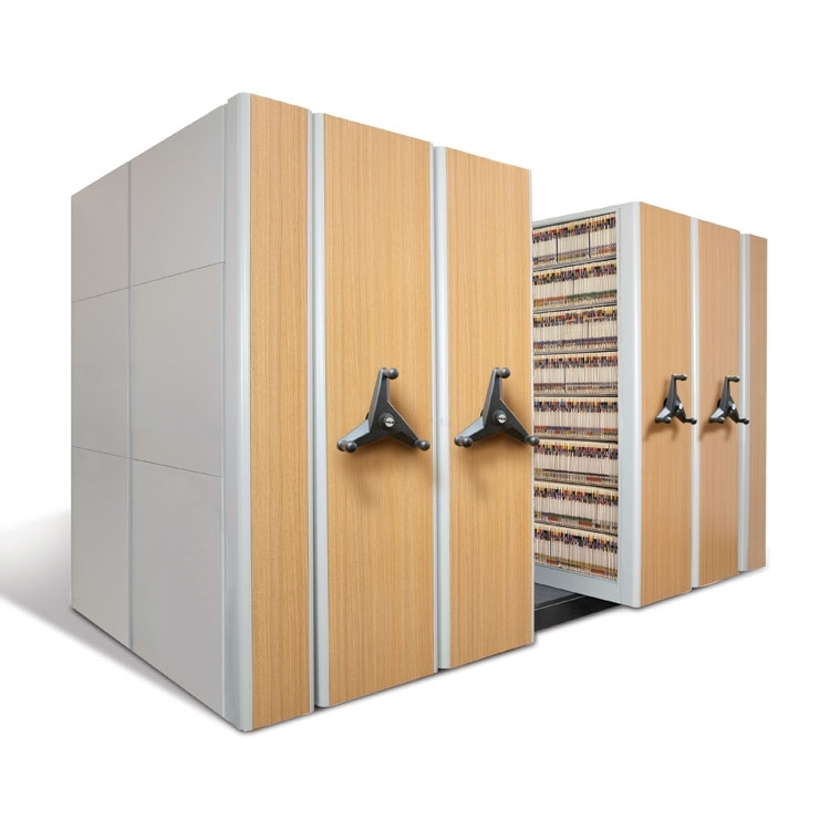 High Density Mobile File Storage