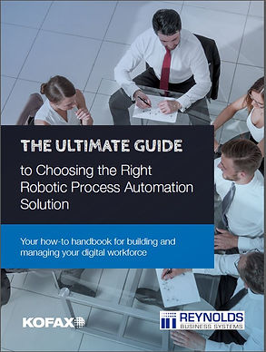 Ultimate Guide to Choosing RPA