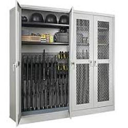 Law Enforcement Weapons Storage