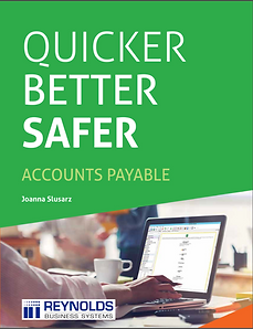 Laserfiche for Business Accounts Payable