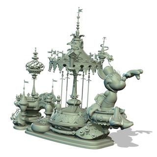 Disney Floats