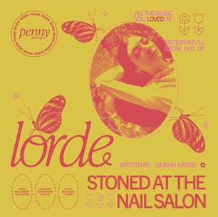 """Lorde Gets Existential on """"Stoned at the Nail Salon"""""""