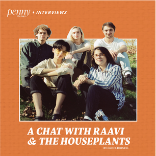 A Chat with Raavi & the Houseplants