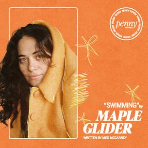 "Maple Glider Announces Debut Album, Releases Video for New Single ""Swimming"""