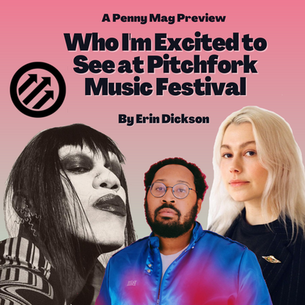 Who I'm Excited to See at Pitchfork Fest: Phoebe Bridgers, Yves Tumor, Bartees Strange, and More
