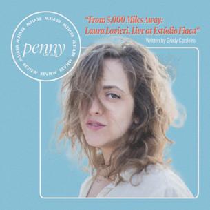 From 5,000 Miles Away: Laura Lavieri, Live at Estúdio Fiaca