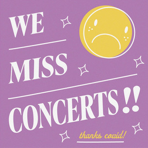 Remembering Our Last Concerts, One Year Later