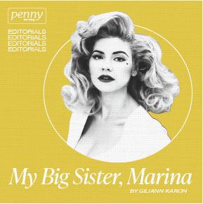 My Big Sister, Marina
